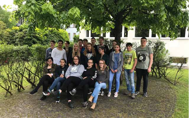 Eurogast Lehrlingstreffen
