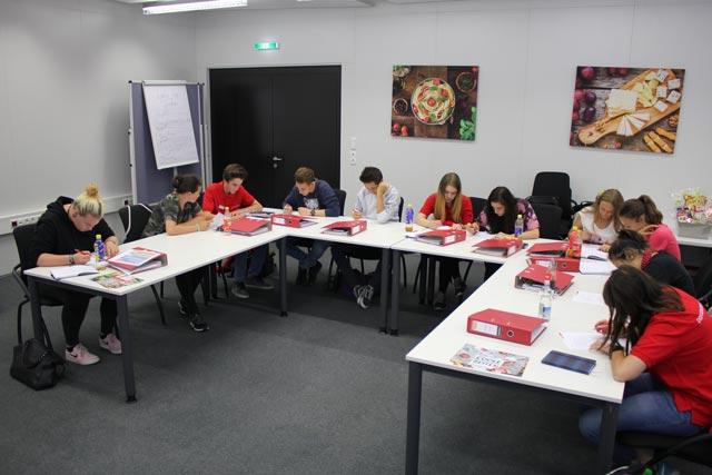 Lehre Grissemann Lehrlingswerkstatt